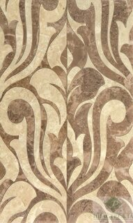 Saloni brown decor 01 300х500 (1-й сорт)